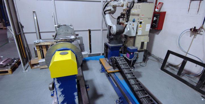 ROBOT DI SALDATURA PANASONIC TA1800WG